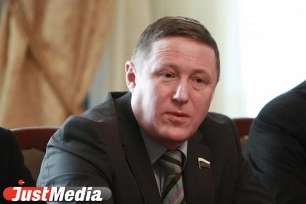 Экс-депутат Госдумы от Свердловской области Владимир Таскаев не хочет отдавать служебную квартиру