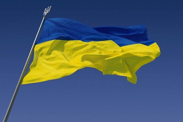 Карта Украины с российским Крымом была отпечатана в Киеве
