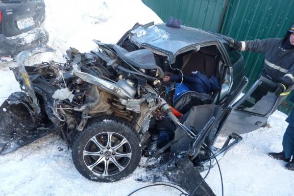 В Красноуфимске юный летчик на ВАЗе погиб, столкнувшись с «раритетным» ГАЗом. ФОТО