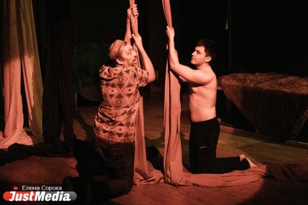 Кастинг в московский театр Николая Коляды вызвал ажиотаж