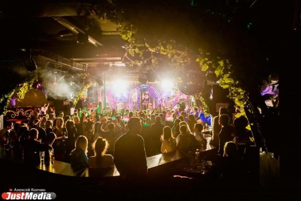 Екатеринбуржцы смогут посетить вечеринку Studio54. Встречать гостей будет белый конь