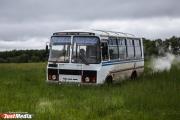 В Сысерти водители муниципальных автобусов сидят без зарплаты