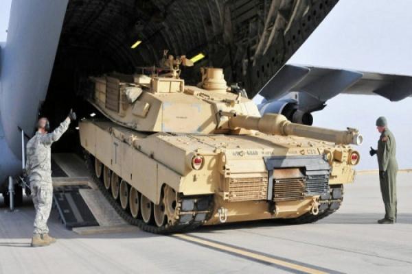 Из Польши в Латвию и Литву перебросят американские танки