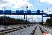 В Свердловской области с рельсов сошли семь вагонов с углем. Пострадавших нет