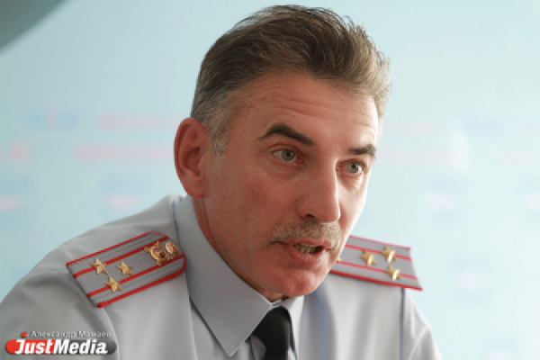 Глава свердловской ГИБДД раскритиковал новейшую транспортную схему Екатеринбурга