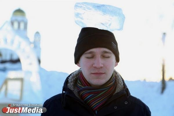 Актер Сергей Молочков: «Зимой можно мазать губы помадой. Целуйся – не хочу!». В Екатеринбург пришло похолодание. ФОТО, ВИДЕО