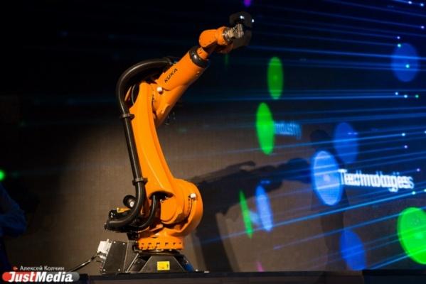 В рамках ИННОПРОМ-2017 в России впервые пройдет чемпионат по промышленной роботехнике