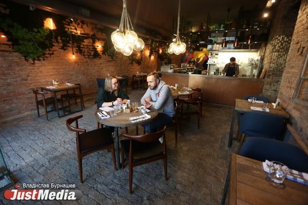 Екатеринбургский ресторан прошел в финал престижной международной премии