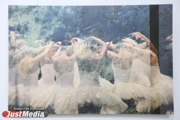 Искусство балета в трех актах. В Екатеринбурге открылась фотовыставка Полины Стадник. ФОТО