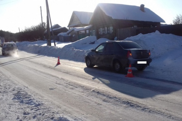 В Режевском районе судебные приставы арестовали автомобиль, владелец которого накануне сбил школьника