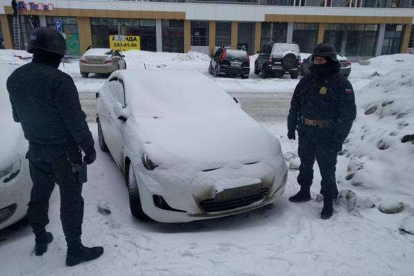 Гражданин Екатеринбурга погасил долги после ареста Хендай Solaris