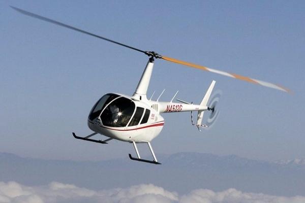 На Алтае произошло крушение вертолета
