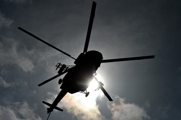 Источник сказал обобнаружении тела погибшей при падении вертолета наАлтае