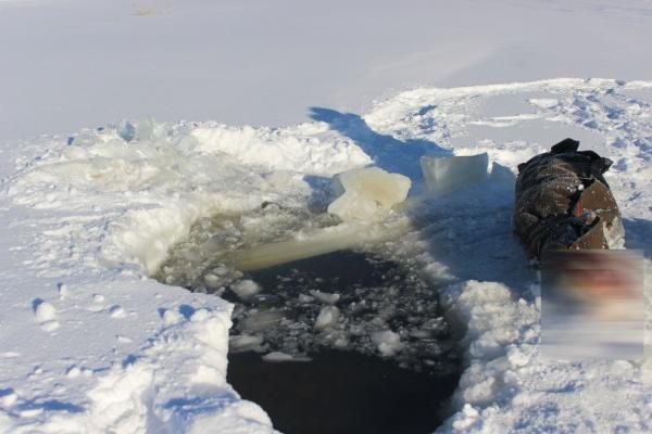 В проруби реки Чусовой нашли труп убитой женщины