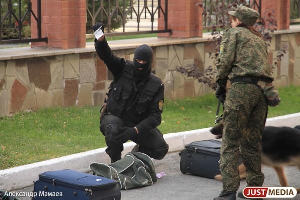 В Екатеринбурге задержали мужчину почти с тремя килограммами наркоты