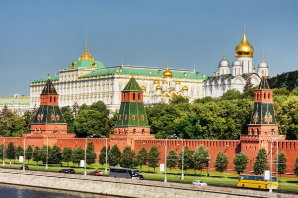 В Кремле ответили на протест Японии по Курилам