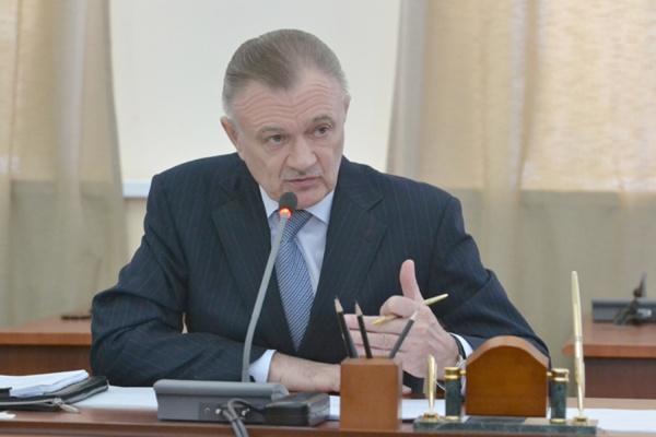 Губернатор Рязанской области покидает свой пост