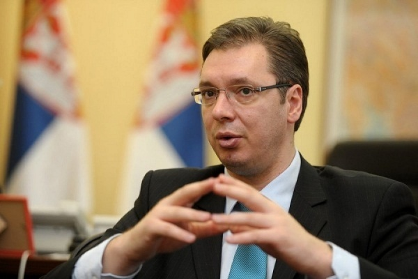 Премьер-министр Вучич стал единым кандидатом в президенты Сербии от СПП