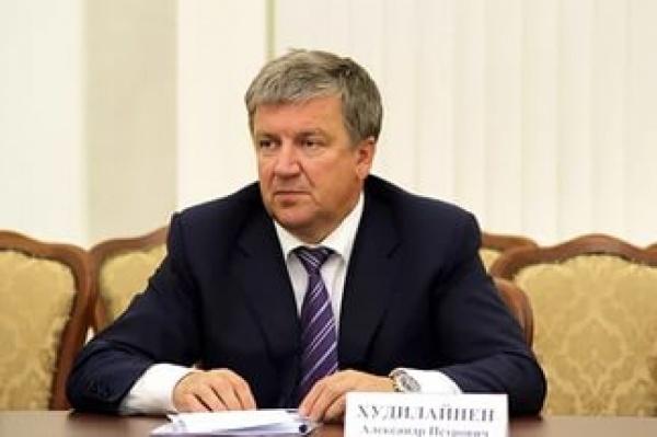 Глава Карелии Александр Худилайнен объявил об отставке