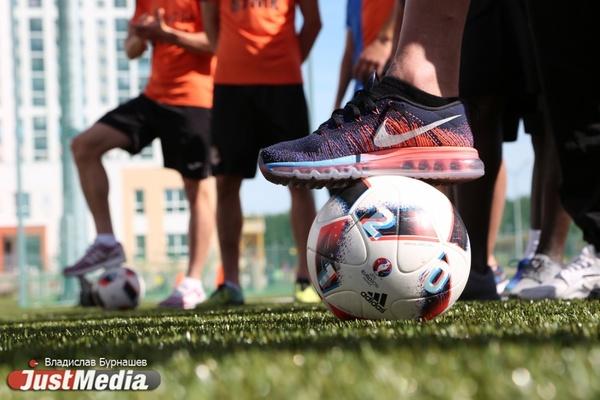 Болельщики «Урала» смогут сыграть в футбол против основной команды