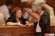 Омбудсмен Мерзлякова: «Работа по достройке проблемного ЖК «Кольцовский» продвигается хорошо»