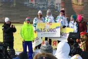 В «Лыжне России-2017» приняли участие 19,5 тысяч уральцев в возрасте от 2,5 до 82 лет