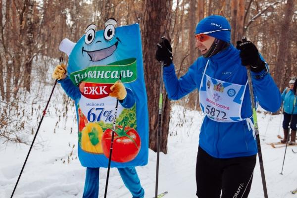 Уральский допинг для участников «Лыжни России-2017» – пельмени с майонезом!