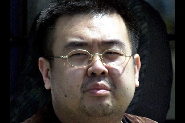 В сети появилось видео нападения на Ким Чен Нама