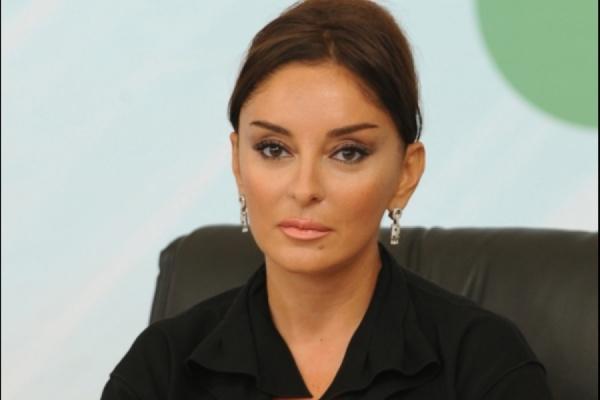 Алиев назначил свою жену первым вице-президентом