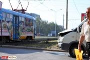 Энергетики не стали отключать электротранспорт на Уралмаше