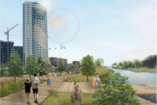 Архитекторы со всей страны разработали для Екатеринбурга проект завода-конструктора и дворов-комнат