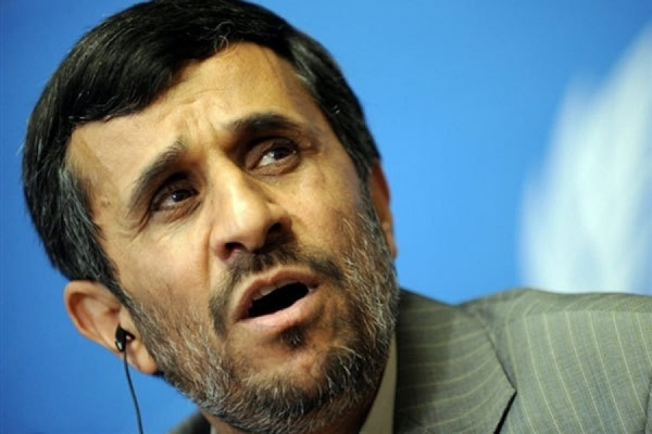 Экс-президент Ирана Ахмадинежад написал письмо Трампу