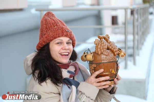 Актриса Алиса Кравцова: «К любой погоде я отношусь как к данности, недаром есть песня «У природы нет плохой погоды». В понедельник днем ожидается ноль градусов. ФОТО, ВИДЕО