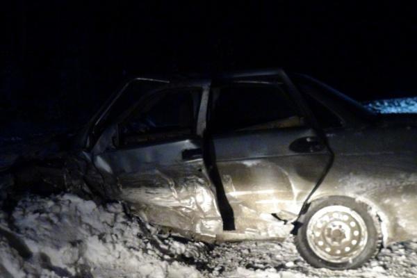 После ДТП неподалеку отКарпинска скончался шофёр