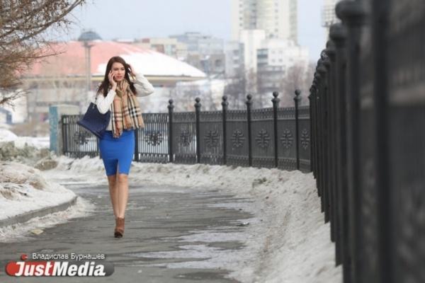 Пришла весна, расцвели красотки! JustMedia.Ru устроил фотоохоту на длинноногих уралочек. ФОТО
