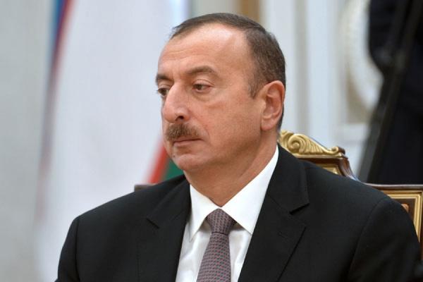 Президент Азербайджана прибыл с визитом в Иран