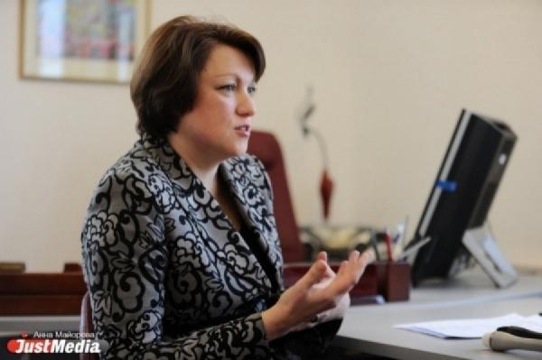 Екатерина «Сибирцева: «Пандусы подождут, для школ Екатеринбурга сейчас главное починить крыши»