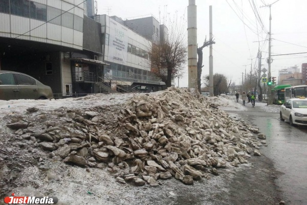 Екатеринбург может затопить сточными водами