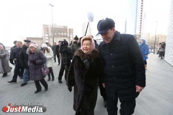 Кремль устроит праздник вчесть вдовы Ельцина 54