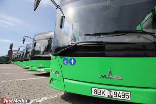 Для школ Свердловской области в этом году закупят 46 автобусов на 134 миллиона рублей