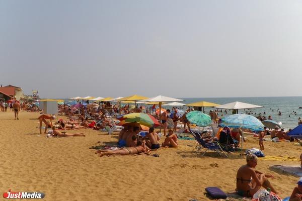 Жаркое лето 2016 увеличило в четыре раза количество юных утопленников в Свердловской области
