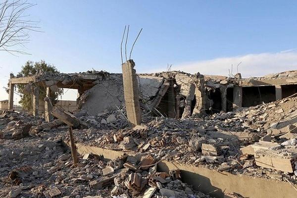 В сирийском Хомсе произошёл взрыв