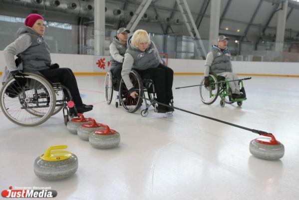 Свердловские керлингисты на колясках взяли «серебро» на чемпионате мира в Южной Корее