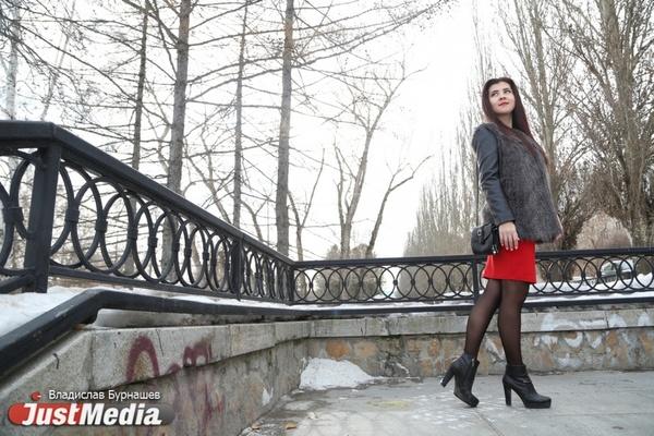 Модель Ольга Тангина: «После долгой зимы ждешь, когда настанет время нового солнца». В Екатеринбурге тепло и ясно. ФОТО, ВИДЕО