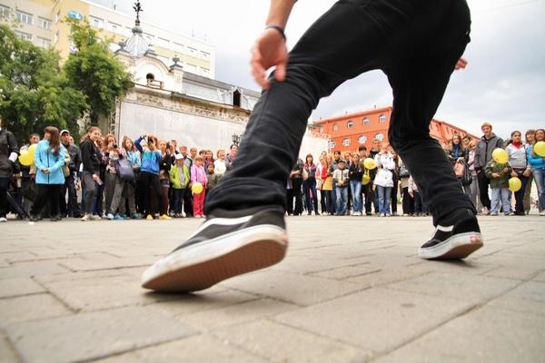Танцоры из Екатеринбурга сразятся между собой в танцевальном батле
