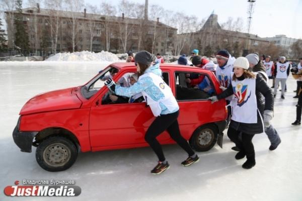 Ведущие мировые СМИ вспомнили про Екатеринбург благодаря автокерлингу