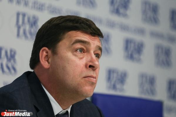 Евгения Куйвашева ужаснуло состояние тротуаров на улице Свердлова в Екатеринбурге