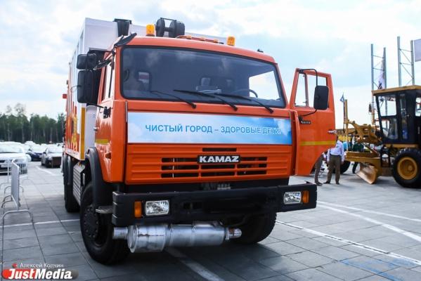В Белоярском районе судебные приставы забрали у женщины КАМАЗ