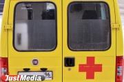 В Сухом Логу пьяный водитель, уходя от полицейской погони, совершил ДТП с тремя погибшими