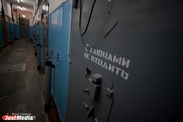 Бывший начальник невьянской ИК-46 и его подчиненные сами оказались в колонии строгого режима